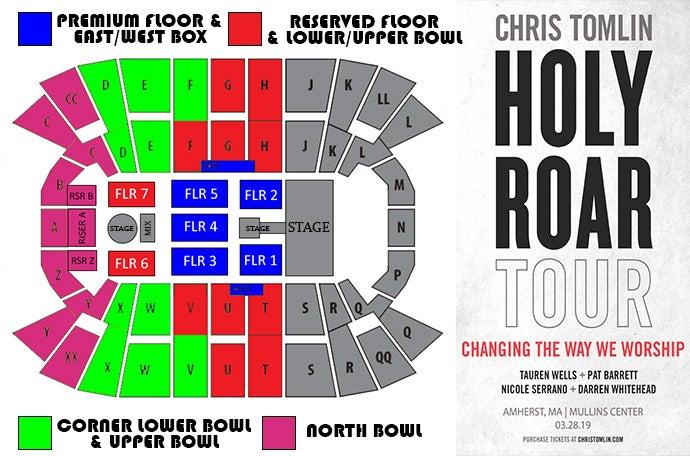 Chris Tomlin - Holy Roar Tour