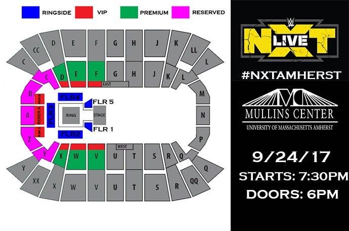 WWE NXT Live!