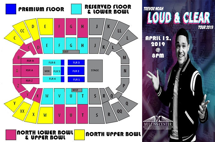 Trevor Noah - Loud & Clear Tour