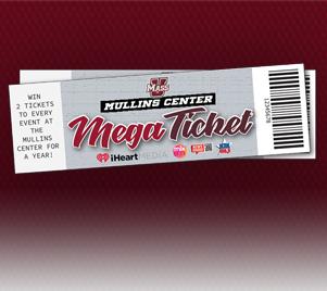 Mega Ticket Promo