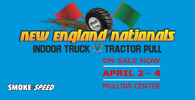 NEW ENGLAND NATIONALS TRUCK & TRACTOR PULL